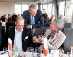 Oberbürgermeister Dr. Maly begrüßt Stiftungen
