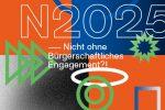 """Gesprächsforum """"N2025 – Nicht ohne Bürgerschaftliches Engagement?!"""""""
